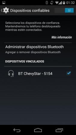 dispositivos confiables android moto g