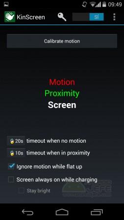 estancia inteligente samsung cualquier android kinscreen