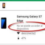 """""""Ubicación NO disponible"""" en el Administrador de dispositivos Android: Solución"""