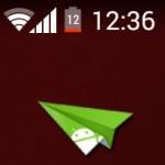 Cómo poner o ver el PORCENTAJE de batería en Android
