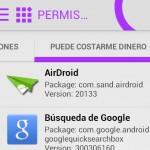 Cómo ver los permisos de las aplicaciones Android y su impacto en el móvil
