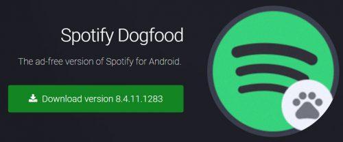 Image Result For Spotify Dog Food Apk