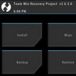 Cómo instalar un recovery personalizado (CWM, TWRP, etc.)
