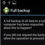 Cómo hacer un respaldo de Android desde el PC