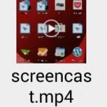 Cómo grabar lo que hago en mi Android, en vídeo HD. No root [4.4+]