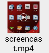Cómo grabar la pantalla en Android 4.4 o superior, SIN aplicaciones