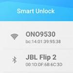 Smart Unlock quita el bloqueo de pantalla con Wifi/Bluetooth de confianza [APK Gratis]