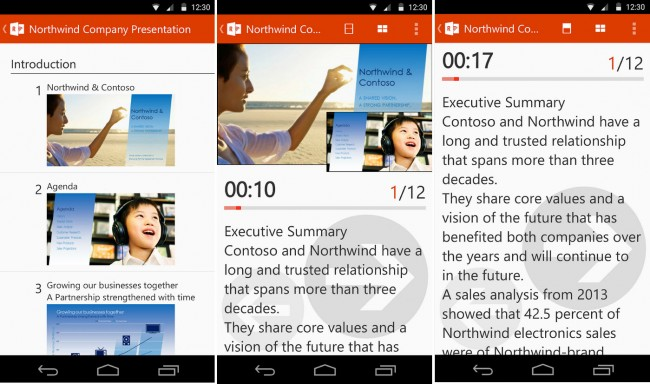 Office Remoto para Android