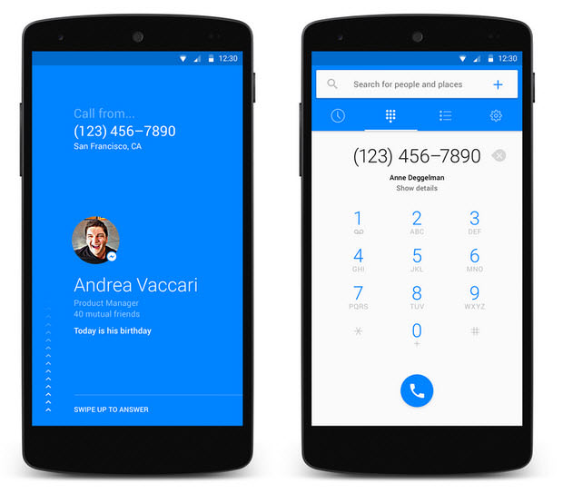 facebook hello dialer identificador llamadas