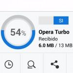 Opera Turbo llega a Android para navegar más rápido y usar menos datos