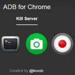 ADB para Chrome graba, captura y gestiona tu Android desde el navegador