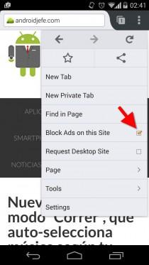 adblock plus navegador