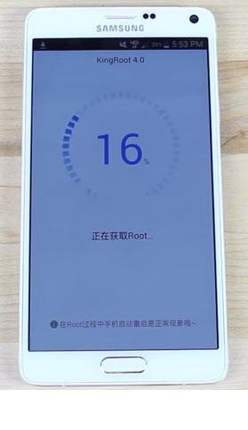 KingRoot net: Ser Root en Android 4 4, 5 0, 5 1, etc  (APK