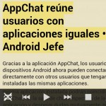 APP para leer PDF o texto en voz alta en Android
