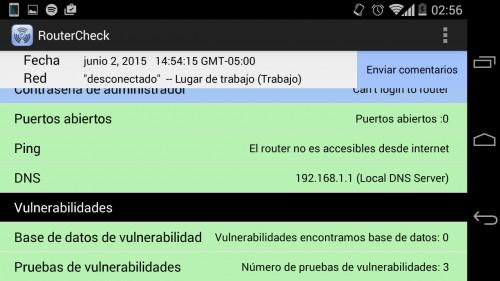 asegurar router modem wifi