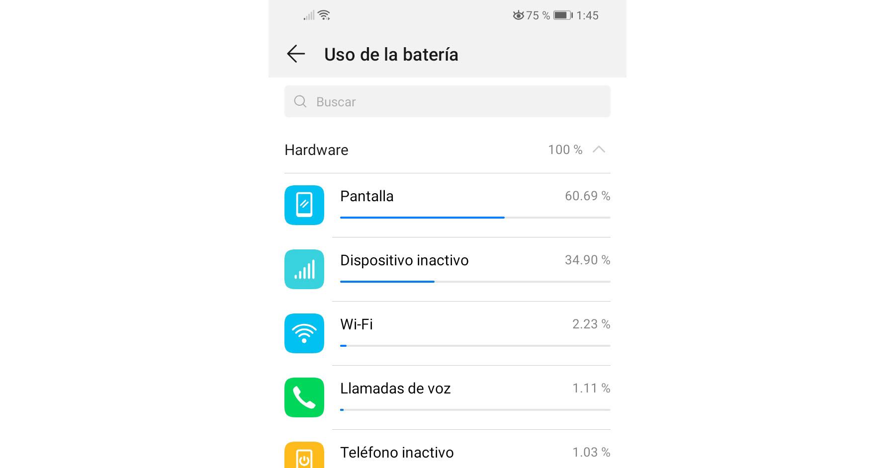 Cuánta batería gasta el WiFi en Android y cómo evitarlo