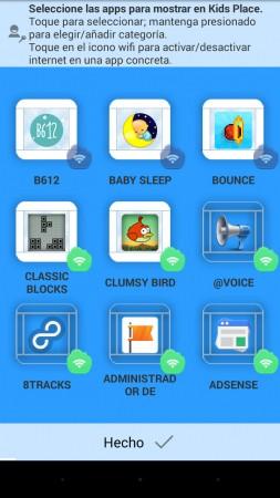 control bloqueo ninos android aplicaciones