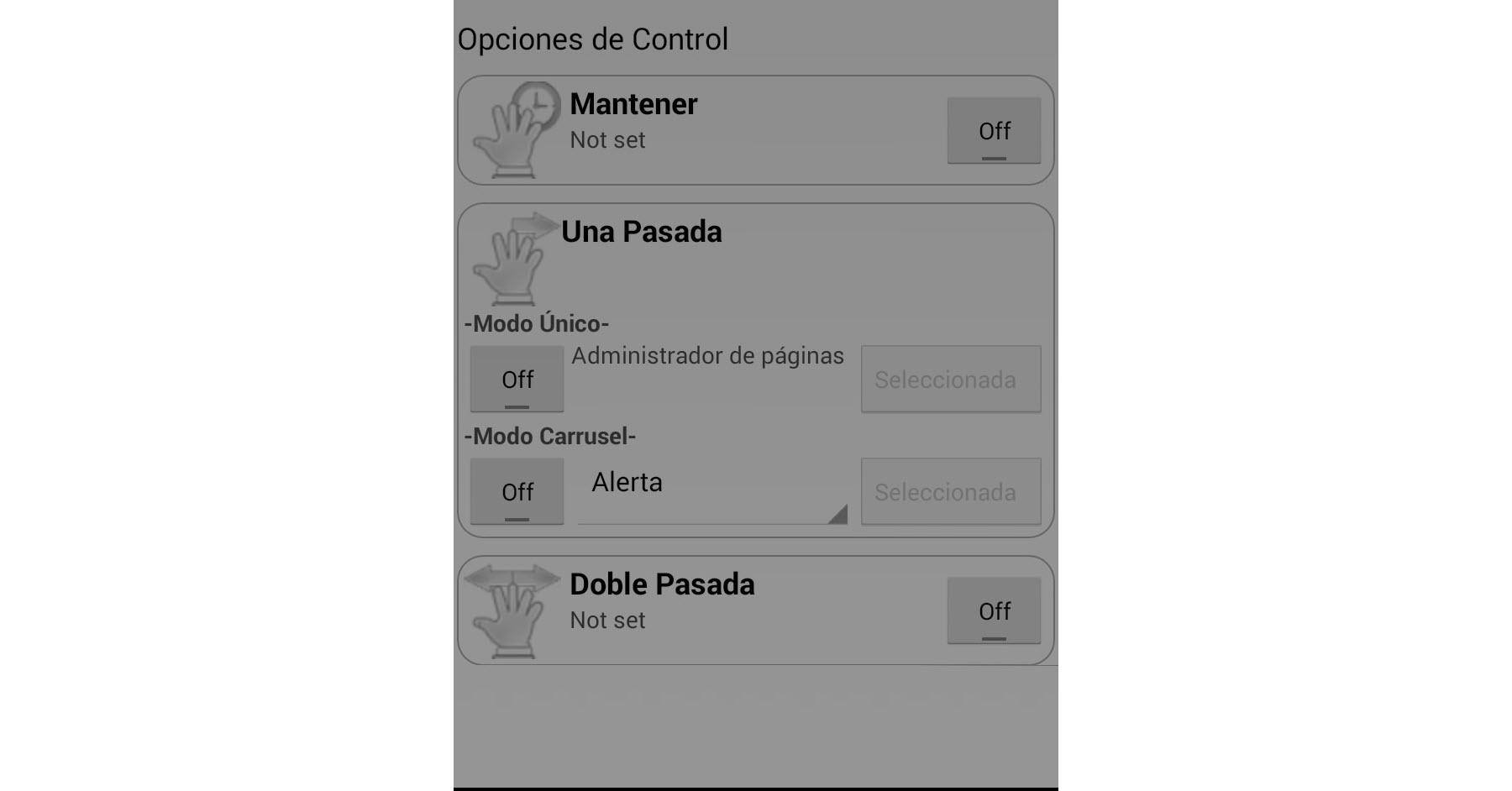 Cómo encender la pantalla pasando la mano (Samsung «Air Gestures»)