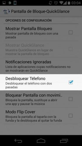 desbloquear android pasando la mano por encima app