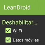 Gestor de conexiones inalámbricas para Android (Wifi, Datos, Señal, Bluetooth y GPS)