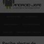 Cómo cambiar los iconos de la barra de estado de Android