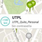 Busca redes WiFi a X metros de distancia con esta aplicación
