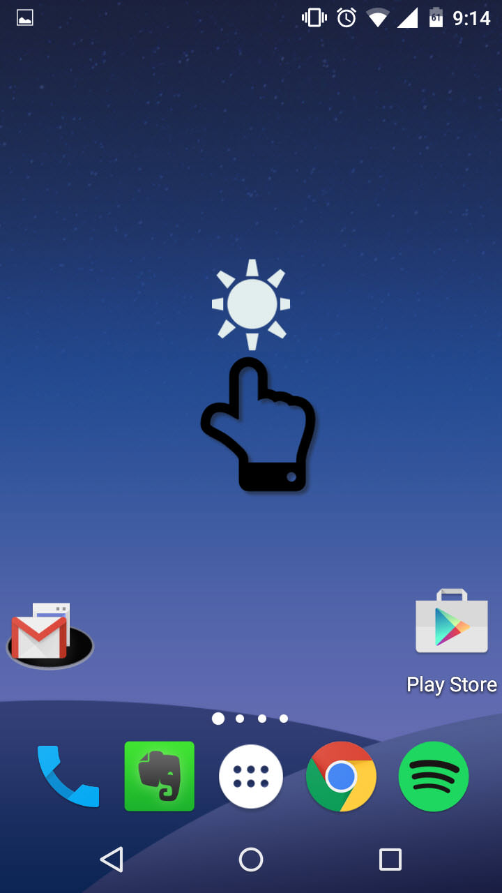 2 APPS con mejores controles de brillo que los de Android