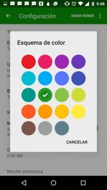 qksms colores