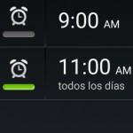 Alarma despertador para Android? Quizá ésta es la App que necesitas