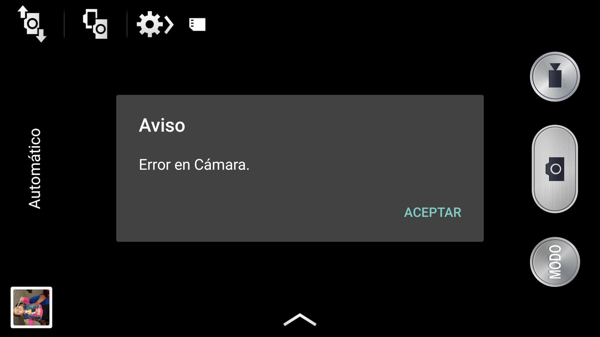 6 soluciones al ERROR de cámara en Samsung Galaxy