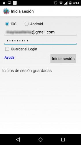 encontrar iphone perdido android app 2