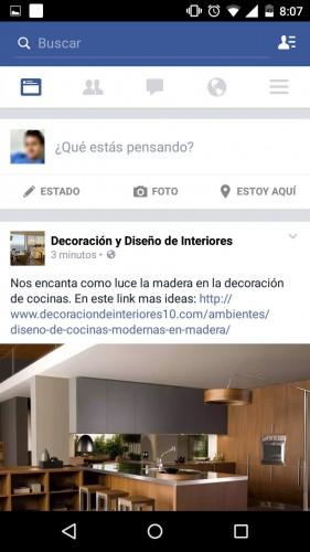 facebook sin aplicaciones facebook oficial 2