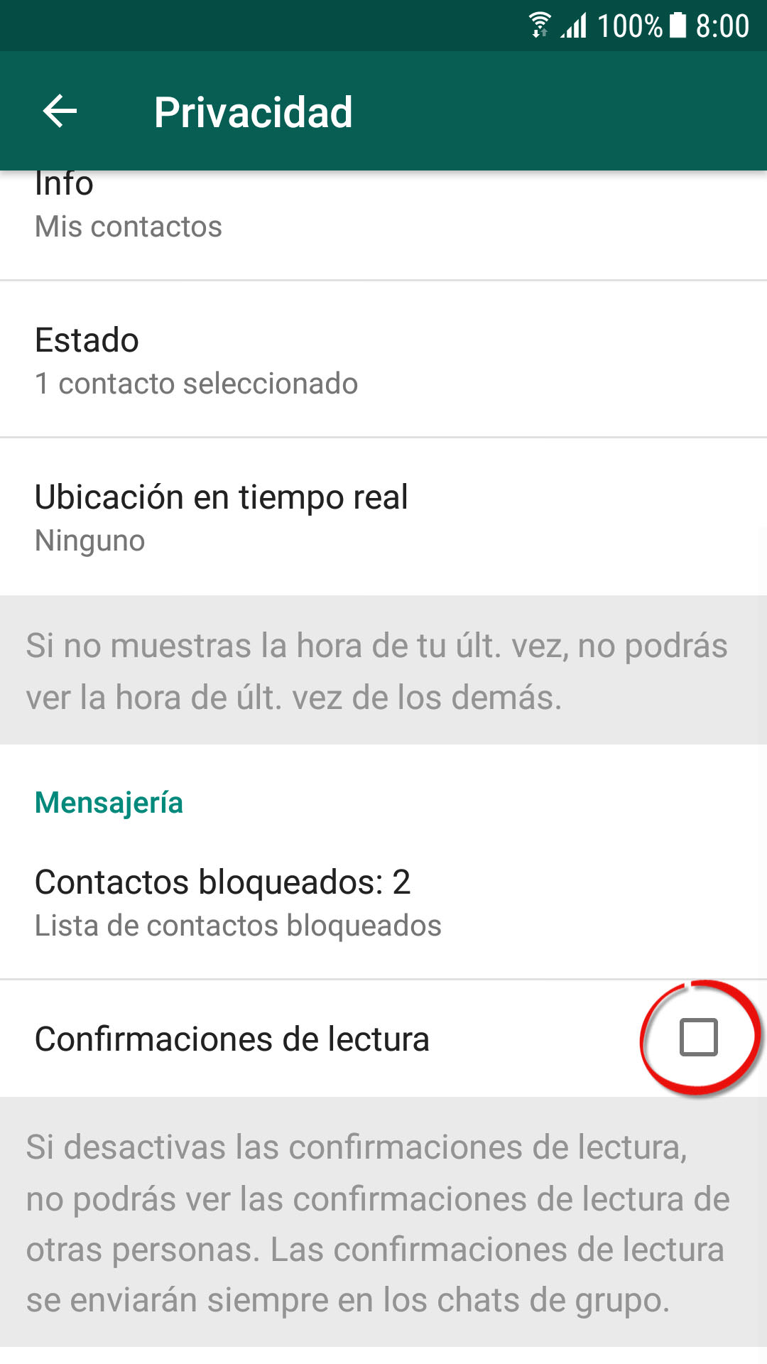Cómo Conectarse A Whatsapp Sin Ser Visto Android Jefe
