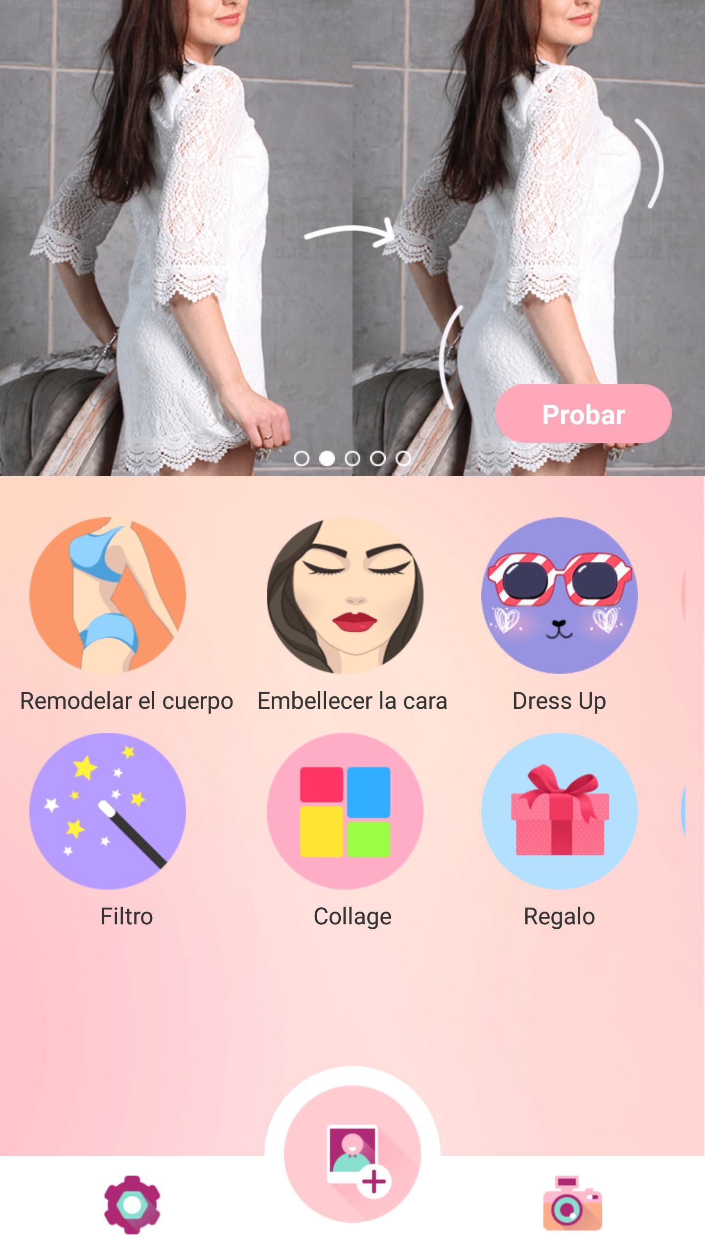 3 App Para Borrar Imperfecciones Adelgazar Cuerpo Editor De Fotos