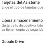 Liberar espacio (mucho espacio) en Android con Google Fotos