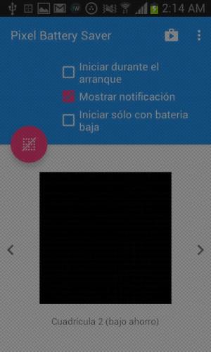 pixel off activado cuadricula 2