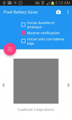 pixel off desactivado