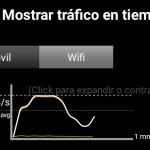 3G Watchdog, un medidor de datos con gráficos en tiempo real