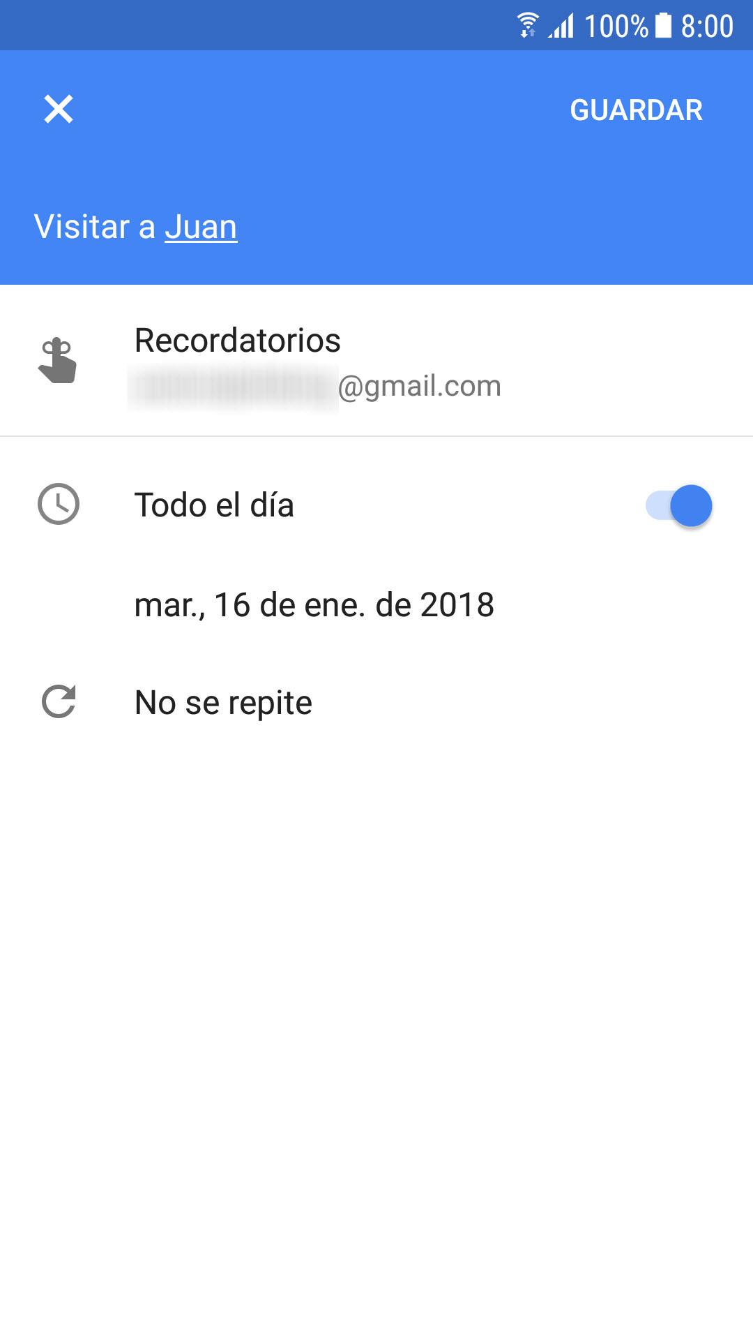 3 formas de poner un recordatorio en Android