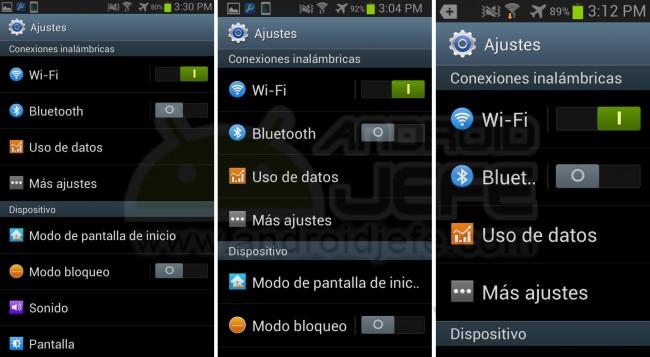 Cómo cambiar el DPI en Android