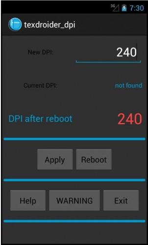 ppi vs. dpi app