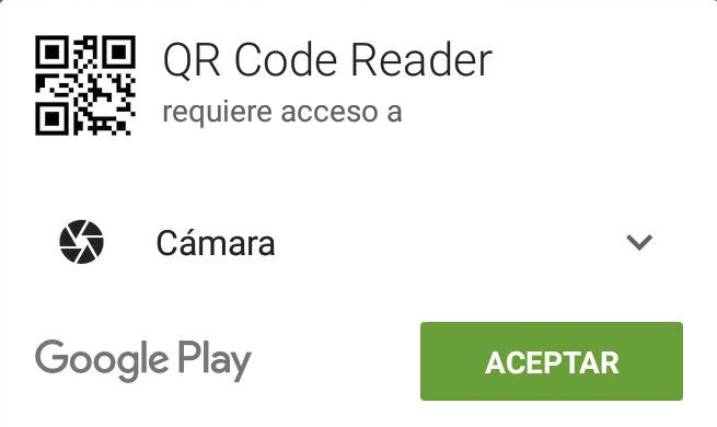 Escanear codigos con celular android