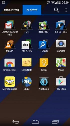 aplicaciones ligeras para android nova
