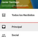 """Ya se puede """"GMAILificar"""" una cuenta de Hotmail, Yahoo, etc. en Android"""