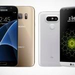 El LG G5 y Samsung Galaxy S7 no podrán usar la micro SD como almacenamiento interno