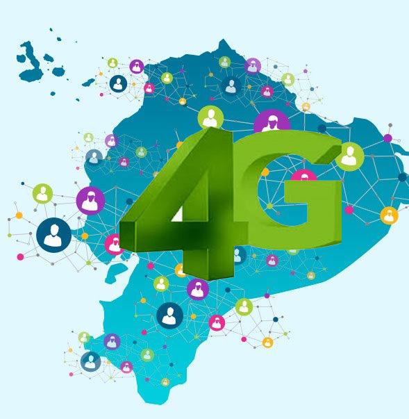 4G LTE en Ecuador: Bandas, Velocidad, Compatibilidad