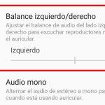 Cómo ajustar el BALANCE de audio en Android