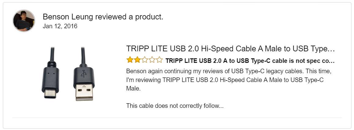 Cómo ver y dónde comprar un cable USB C bueno y seguro