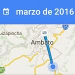 Cómo ver dónde has estado (lugares) desde la aplicación Google Maps para Android
