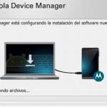 Descargar drivers USB y ADB para Motorola Moto G, X, E y otros